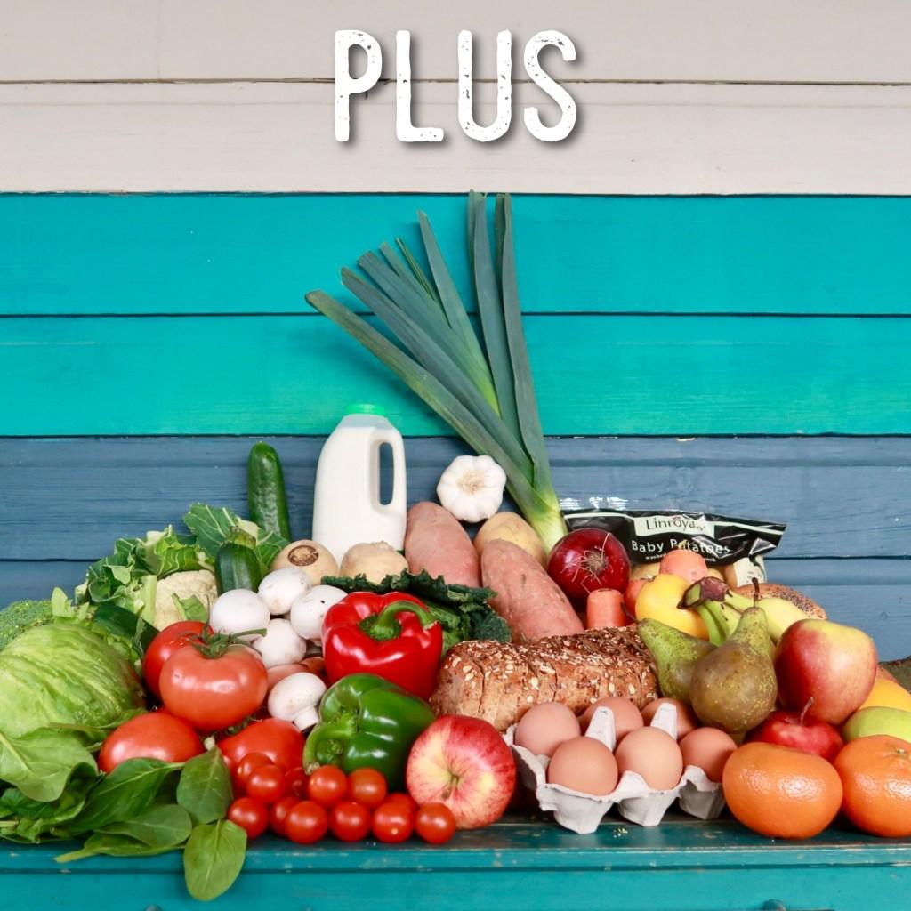 Farm Food Box PLUS