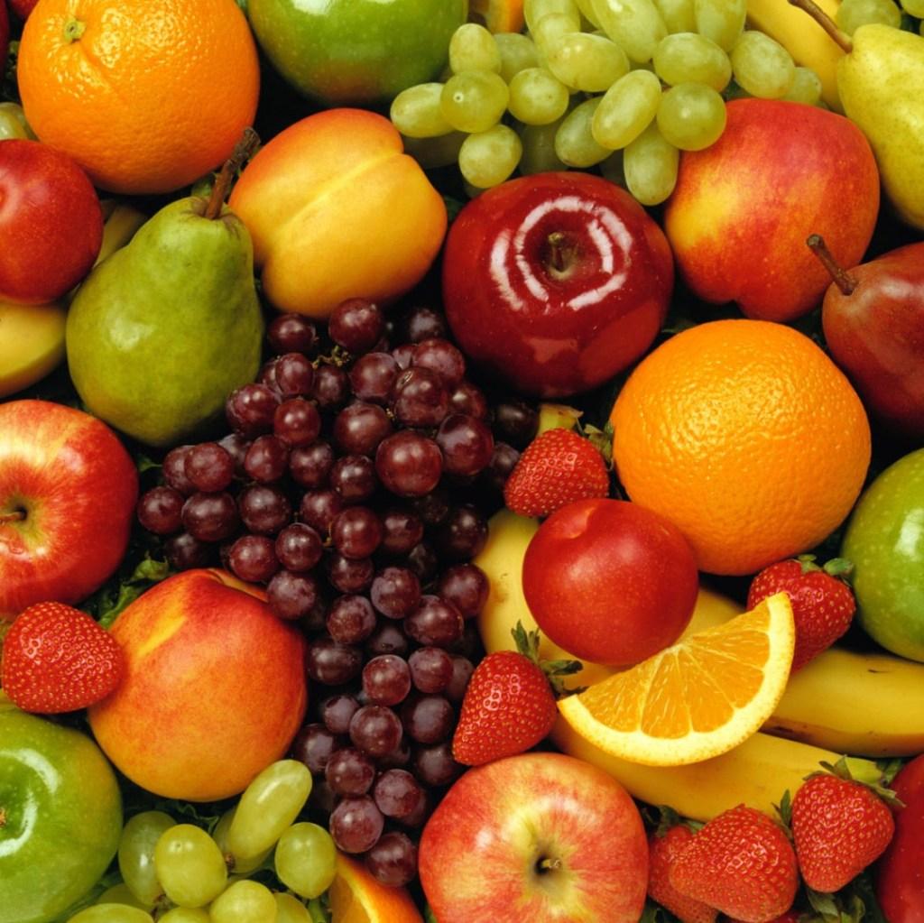 Christmas Fruit Box