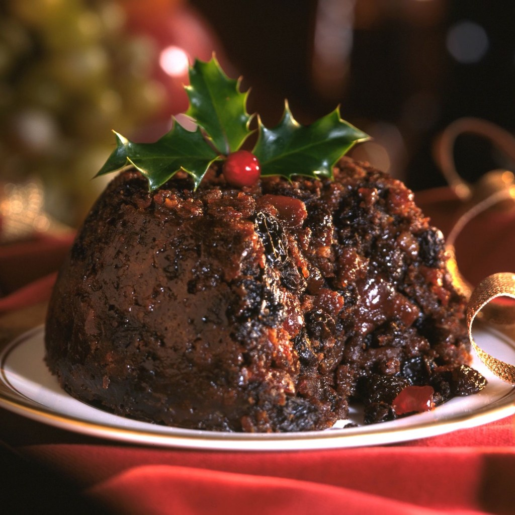 Hand Made Christmas Pudding & Dessert Box