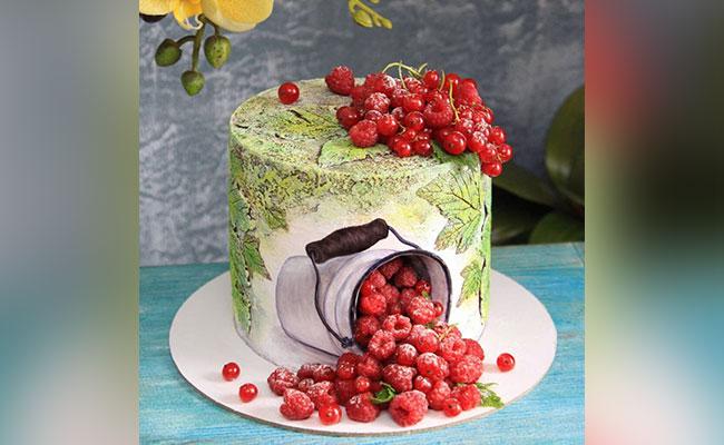 World Beautiful Cake Most Beautiful Birthday Cake