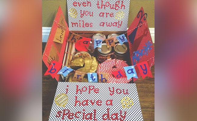 10 Handmade Birthday Gifts For Girlfriend Diy Bday Gifts For Girlfriend