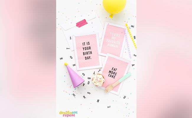 7 Handmade Cards For Mom Birthday Handmade Birthday Card Ideas