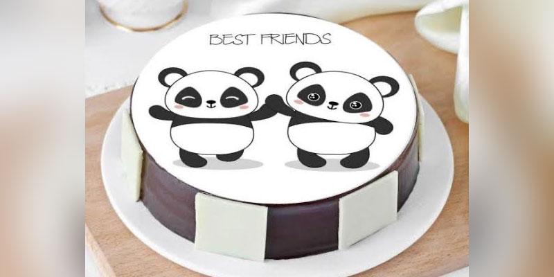 Designer Cakes For Friends Cake Designs For Friends Birthday