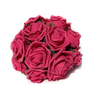 Pomegranate Brides Bouquet Artificial Flower