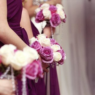 Fresh Bridesmaid Bouquets