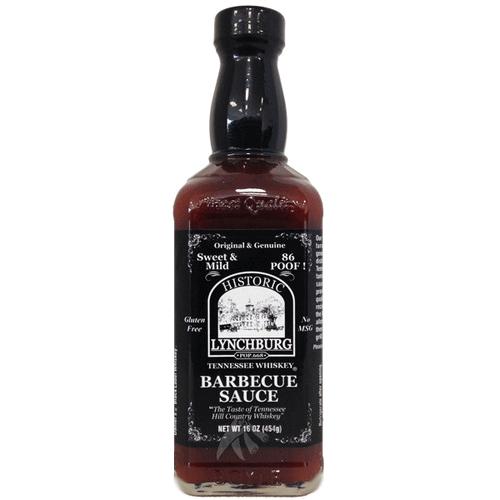 Historic Lynchburg Tennessee Whiskey BBQ Sauce - Mild