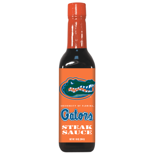 Florida Gators Steak Sauce