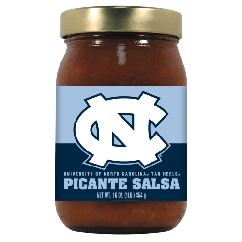 North Carolina Tar Heels Picante Salsa
