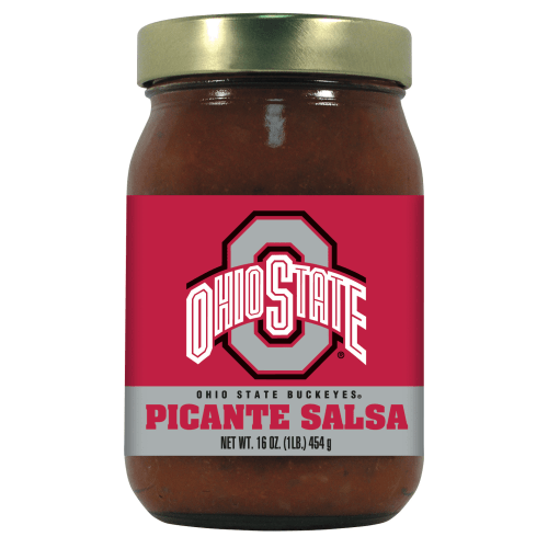 Ohio State Buckeyes Picante Salsa