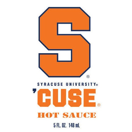 Syracuse Orange Hot Sauce