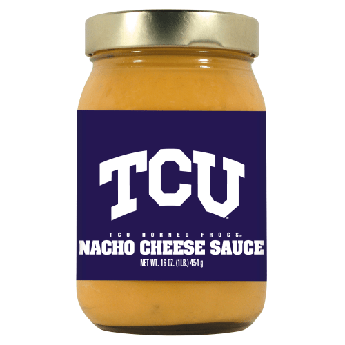 TCU Horned Frogs Nacho Cheese Dip