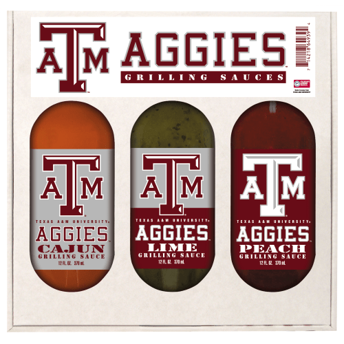 Texas A&M Aggies Grilling Gift Set