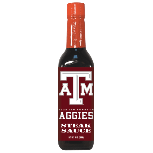 Texas A&M Aggies Steak Sauce