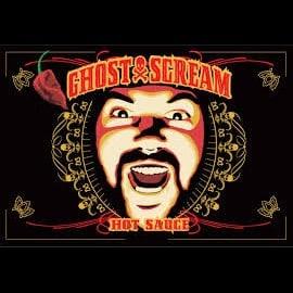ghost scream logo 1