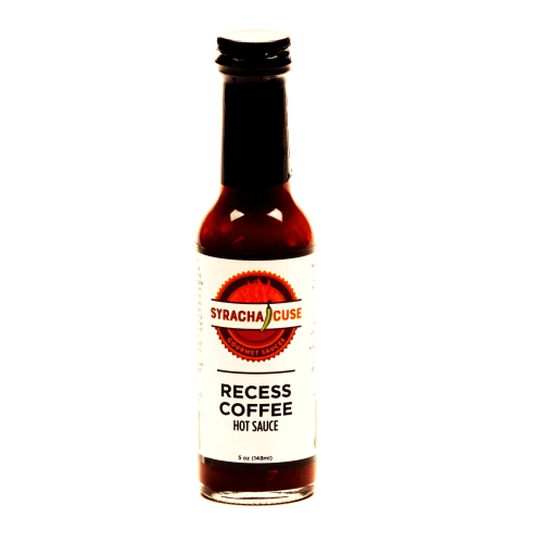 Syracha'Cuse Recess Coffee Hot Sauce