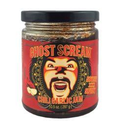 Ghost Scream Chili Garlic Jam