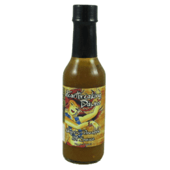 Heartbreaking Dawns Jalapeno Pineapple Hot Sauce