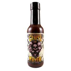 High River Sauces Grapes of Wrath Hot Sauce
