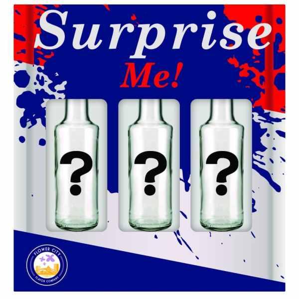 Surprise Me! Hot Sauce Box