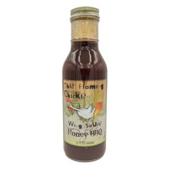 The Flaming Chicken Honey BBQ Wing Sauce