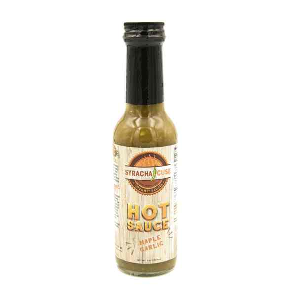 Syracha'Cuse Maple Garlic Hot Sauce