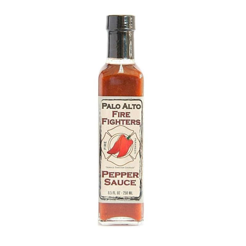 Palo Alto Firefighters Original Pepper Sauce