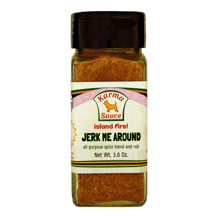 Karma Sauce Jerk Me Around Seasoning