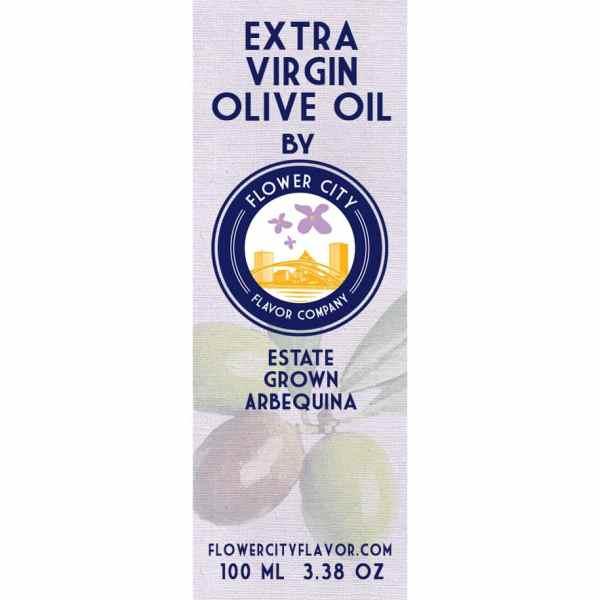 Arbequina Olive Oil - Extra Virgin Estate Grown