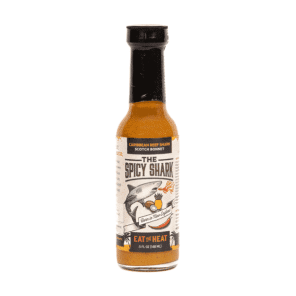 The Spicy Shark Caribbean Reef Shark Scotch Bonnet Hot Sauce