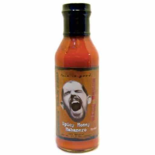 Pain Is Good Spicy Honey Habanero Wing Sauce