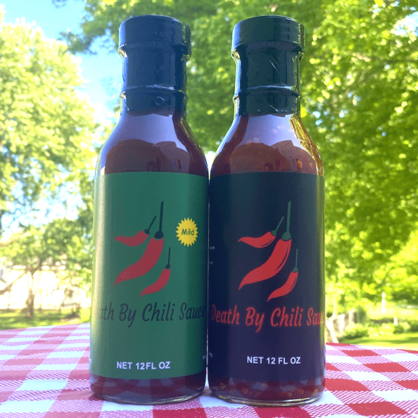 Death By Chili 12oz 2 Pack