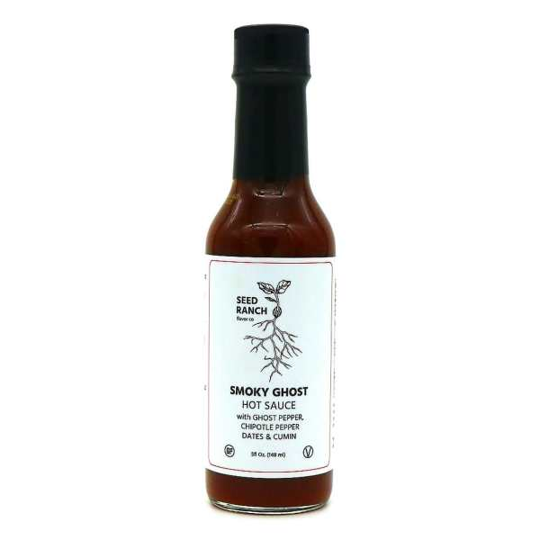 Seed Ranch Flavor Co. Smoky Ghost Hot Sauce