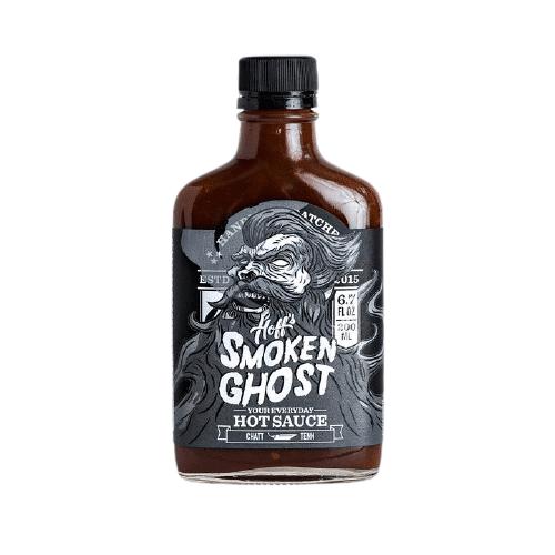 Hoff & Pepper Smoken Ghost Hot Sauce