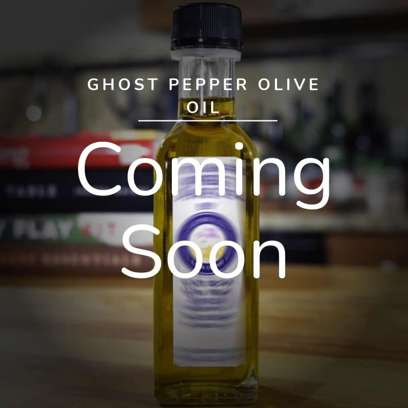 Ghost Pepper Olive Oil