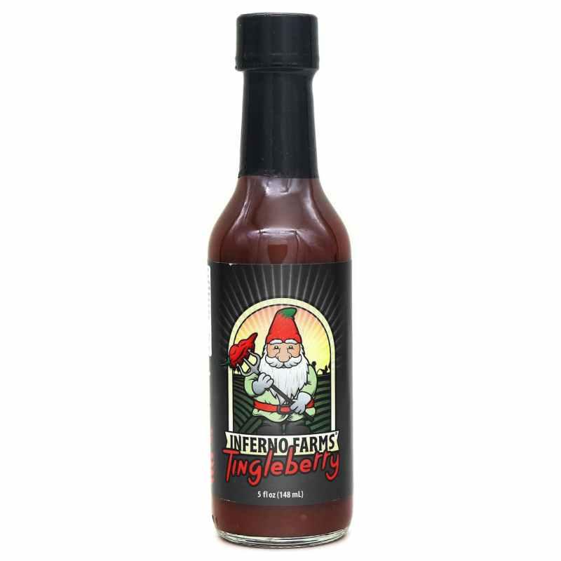 Inferno Farms Tingleberry Hot Sauce