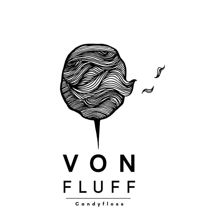Von fluff logo vector 2018 FINAL