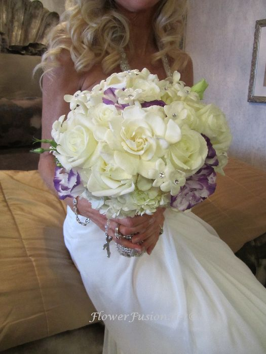 Icon Yacht Wedding Newport Harbor FlowerFusion