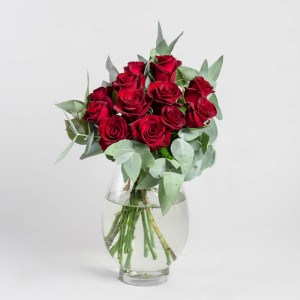 Flowerist | Bouquet of Red Roses