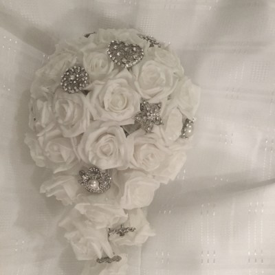 Wedding bouquet by flowerjoy