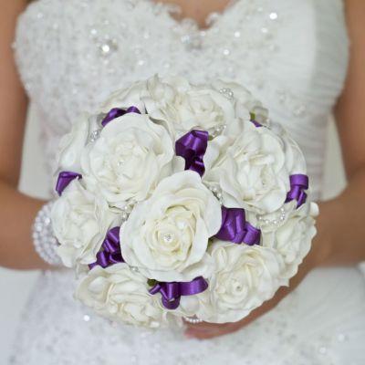 flowerjoy wedding arrangement