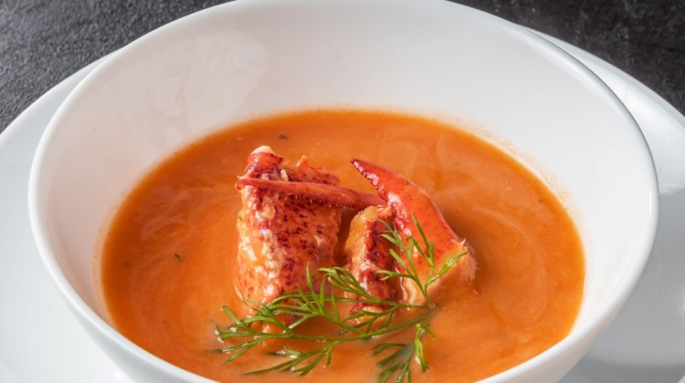 lobster bisque, alex hitz