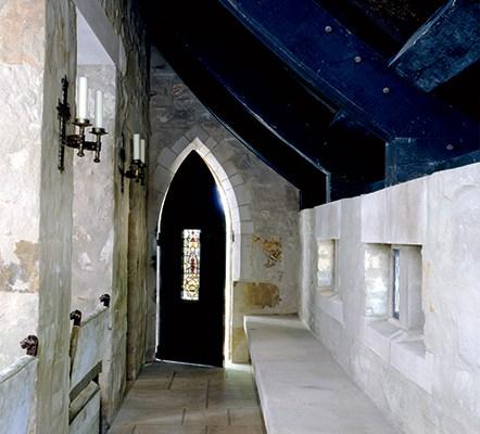 Bobby McAlpine Montgomery chapel