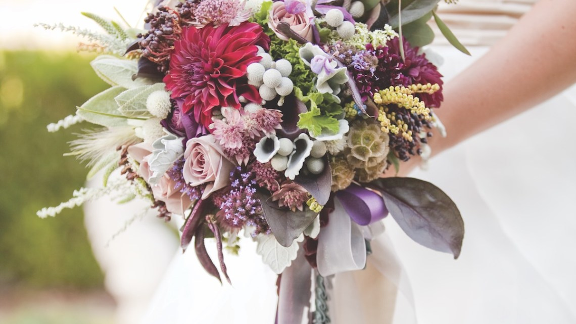 holly chapple bouquet