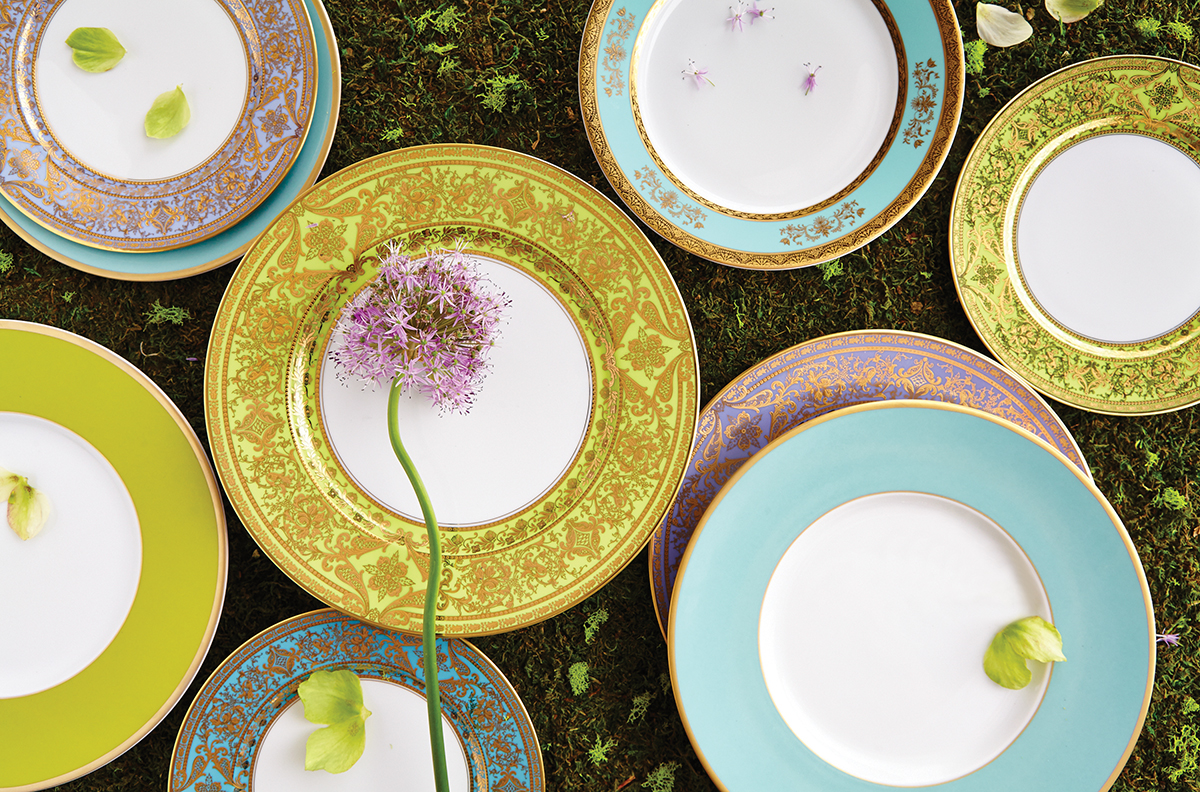 The Lure Of Limoges Flower Magazine Home Lifestyle