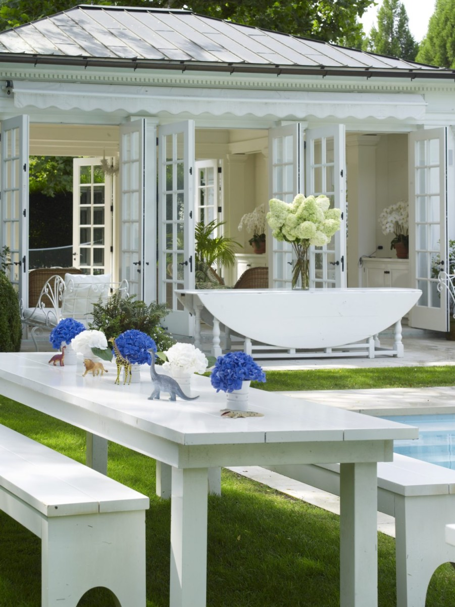 A summer day in the hamptons with michael grim flower magazine michael grim mightylinksfo
