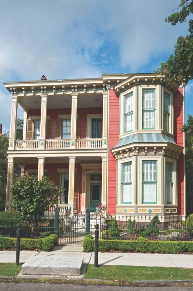 Things to do in new orleans flower magazine for Things to do in the garden district