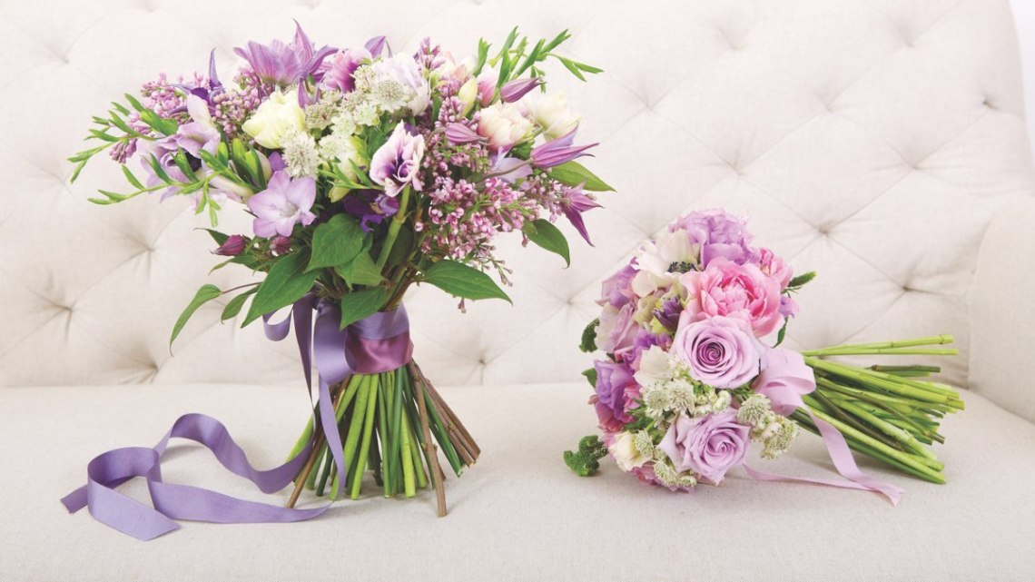 bridal bouquets bridesmaid bouquets