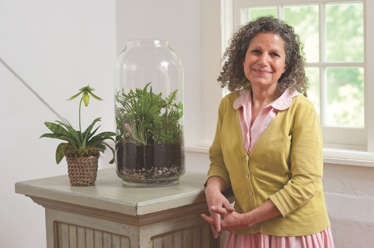 How To Make A Terrarium With Tovah Martin Flower Magazine
