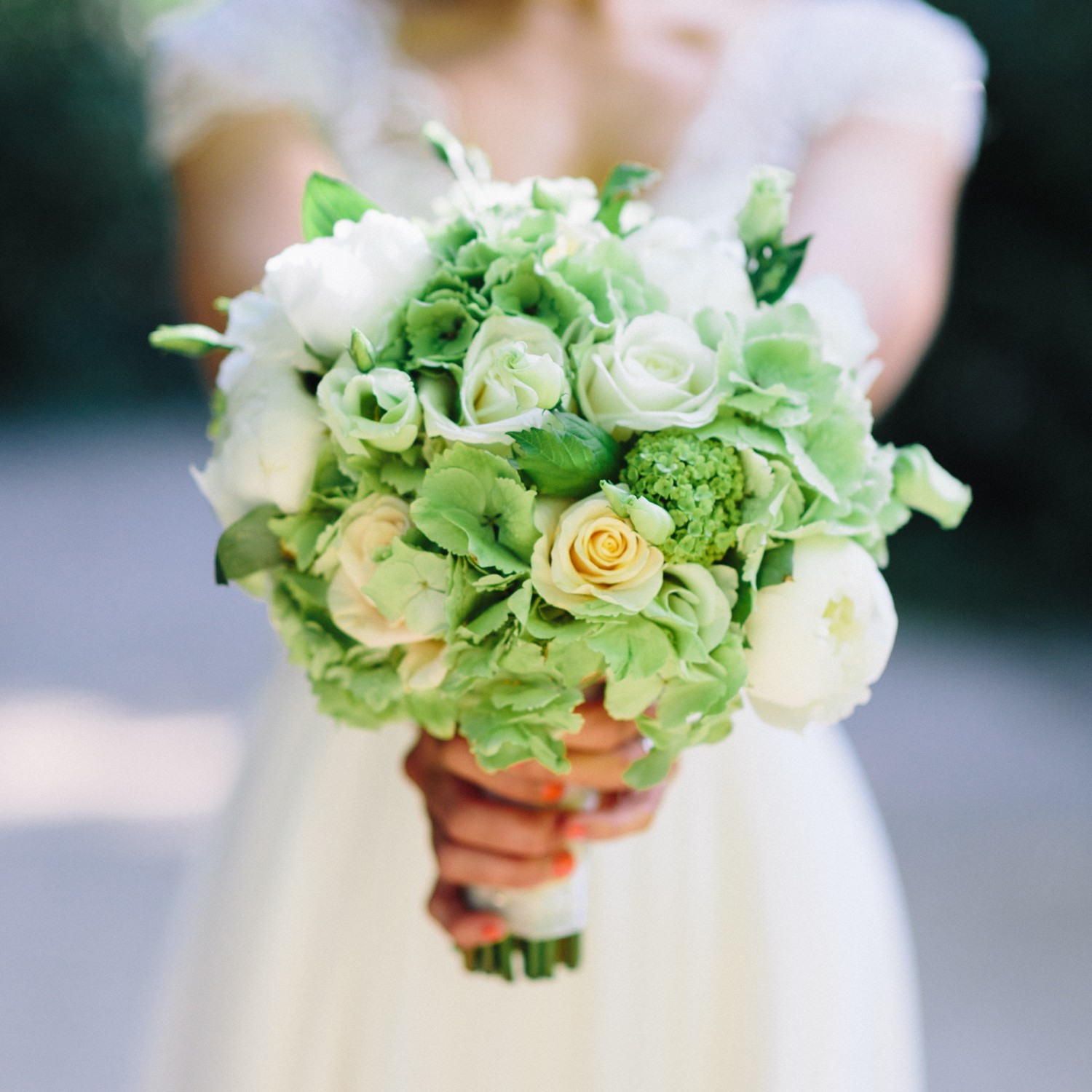 Catch These Bridal Bouquets