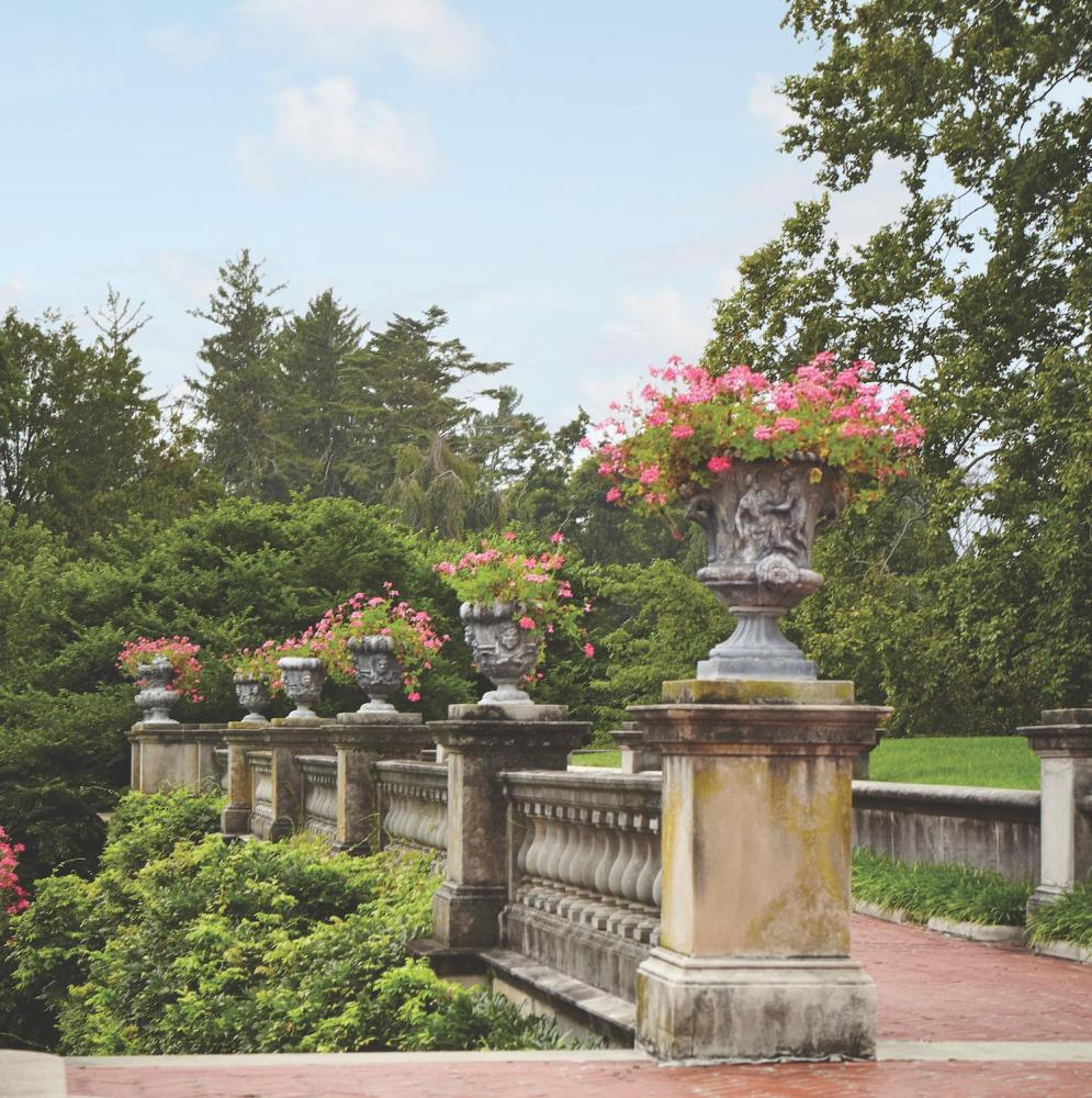 Old Westbury Gardens' Splendor - Flower Magazine